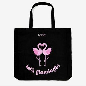 Tarte flamingo tote new